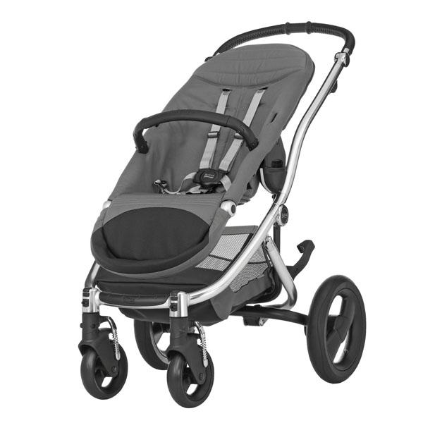 Детская коляска Britax Roemer Affinity 2 (шасси+прогулочный блок) Хром<br>