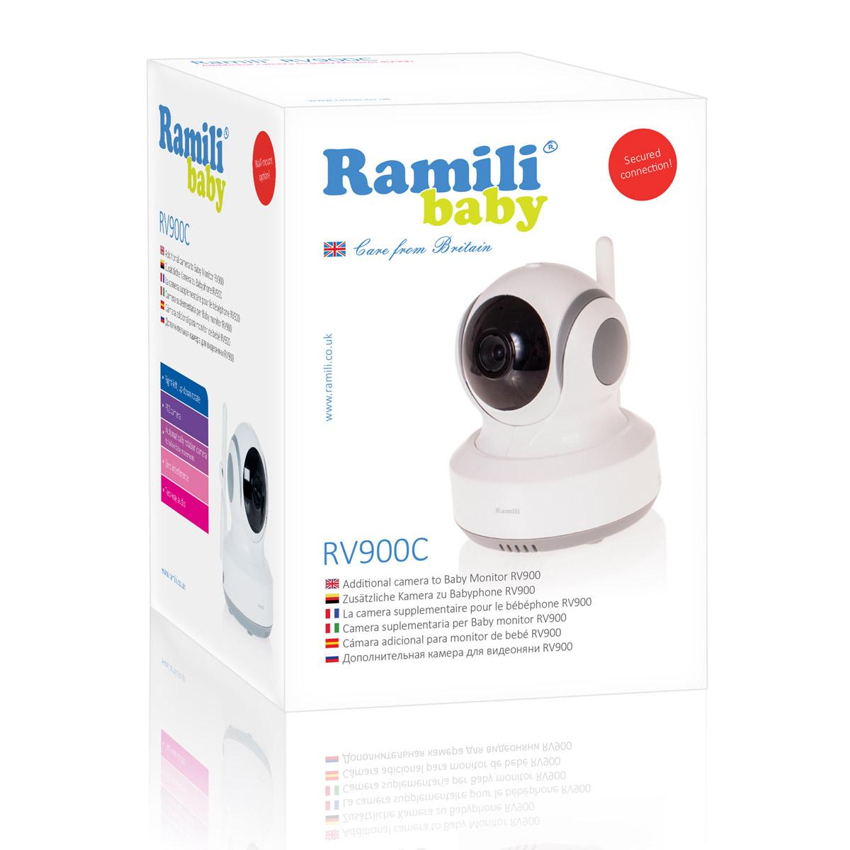 Видеоняня Ramili Baby RV900