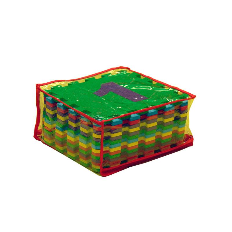 Мягкий пол Eco-cover Математика 15 деталей<br>