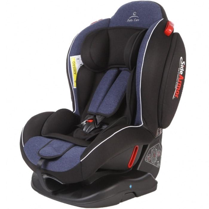 Автокресло Baby Care Side Armor Evolution Синий и Чёрный<br>