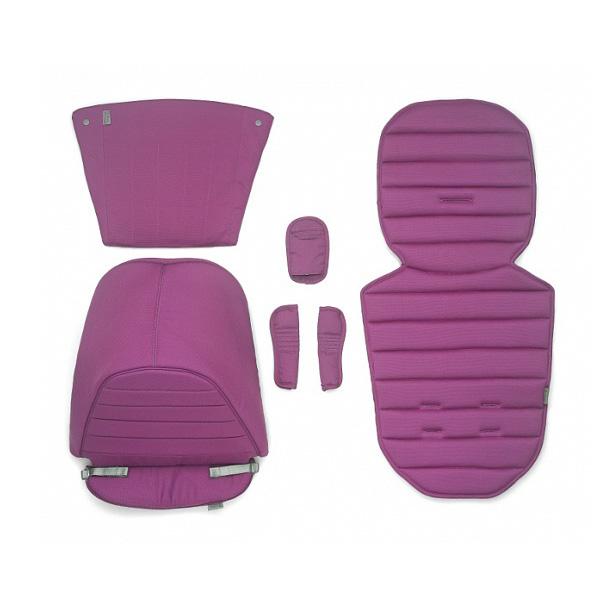 Капюшон, текстиль, накидка на ноги для коляски Britax Roemer Affinity Colour pack Cool Berry<br>