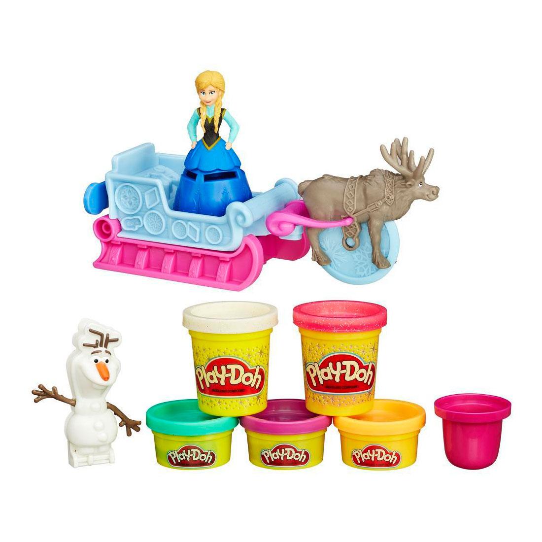 Игровой набор Play-Doh Холодное сердце<br>