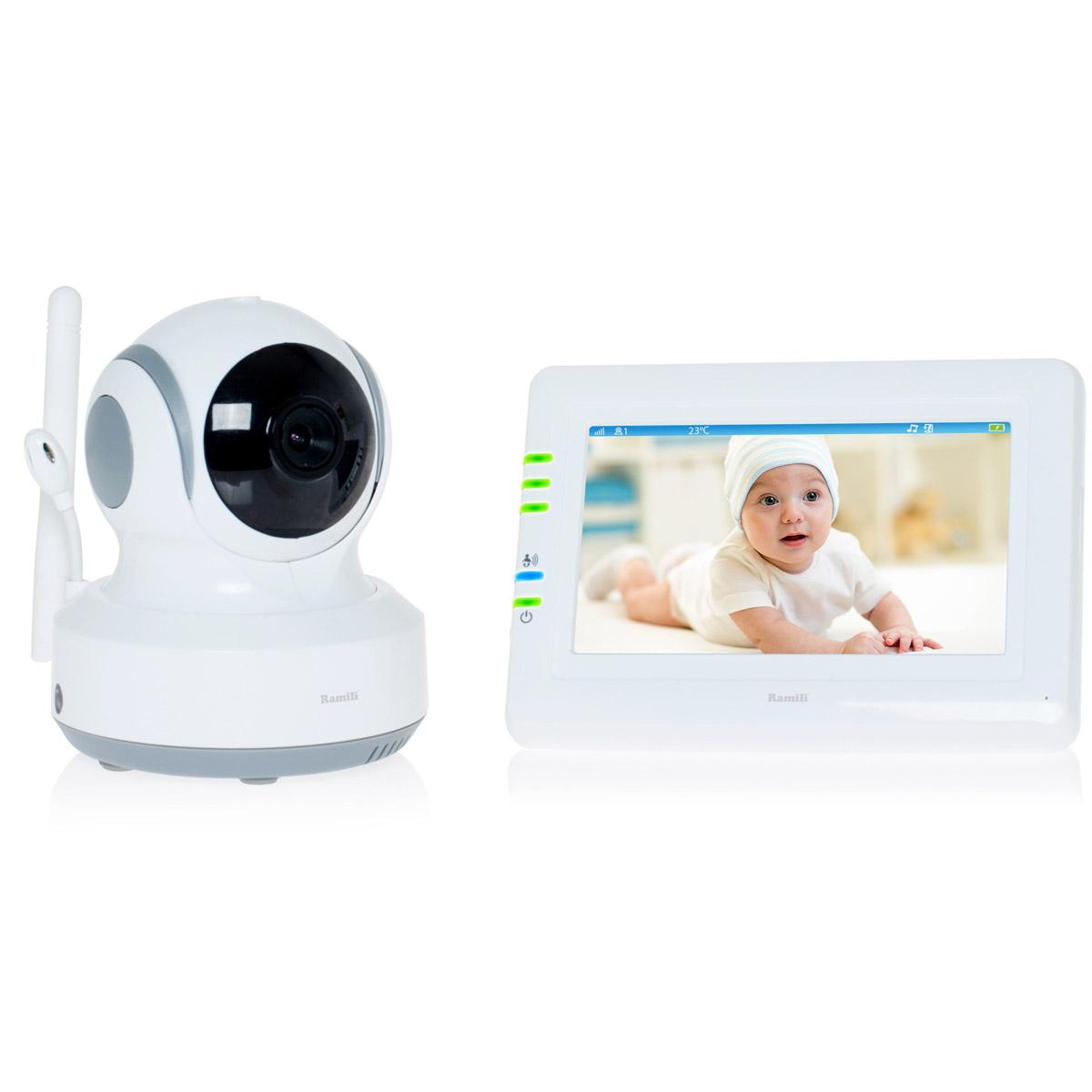 Видеоняня Ramili Baby Видеоняня Ramili Baby RV900<br>