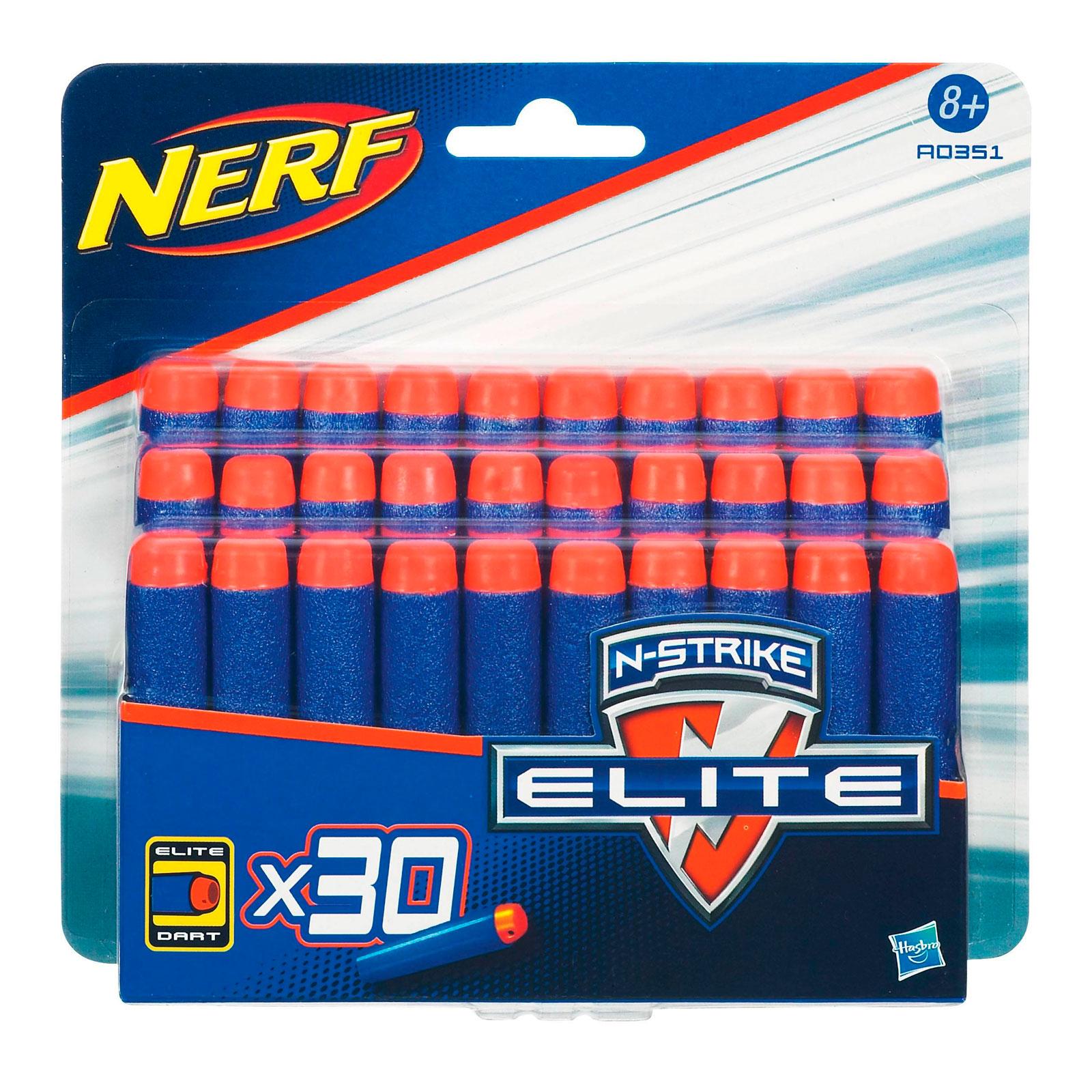 Бластер NERF Элит 30 стрел<br>