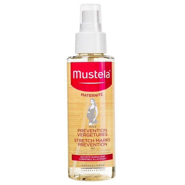 Масло для профилактики растяжек Mustela 105 мл<br>