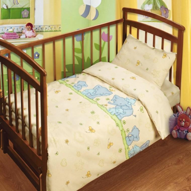 Комплект постельного белья детский бязь Непоседа КДН-1 Нежность