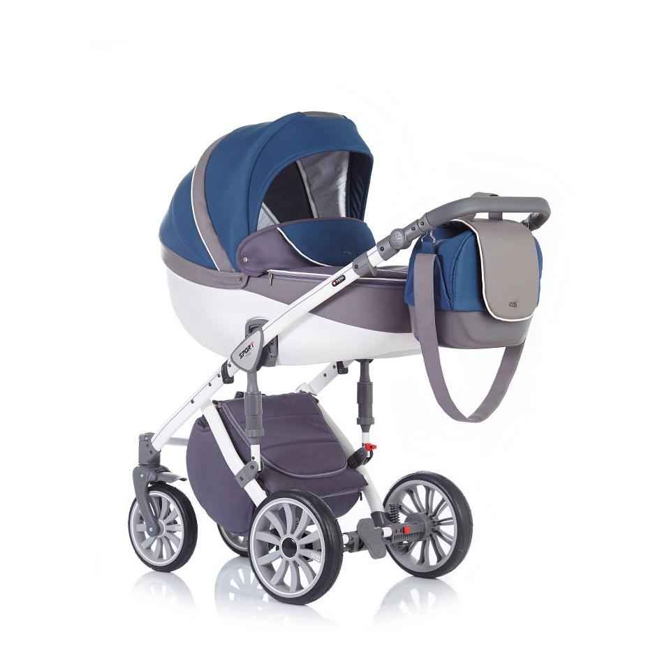 ������� Anex Sport 3 � 1 Q1 PA11 gray+azure
