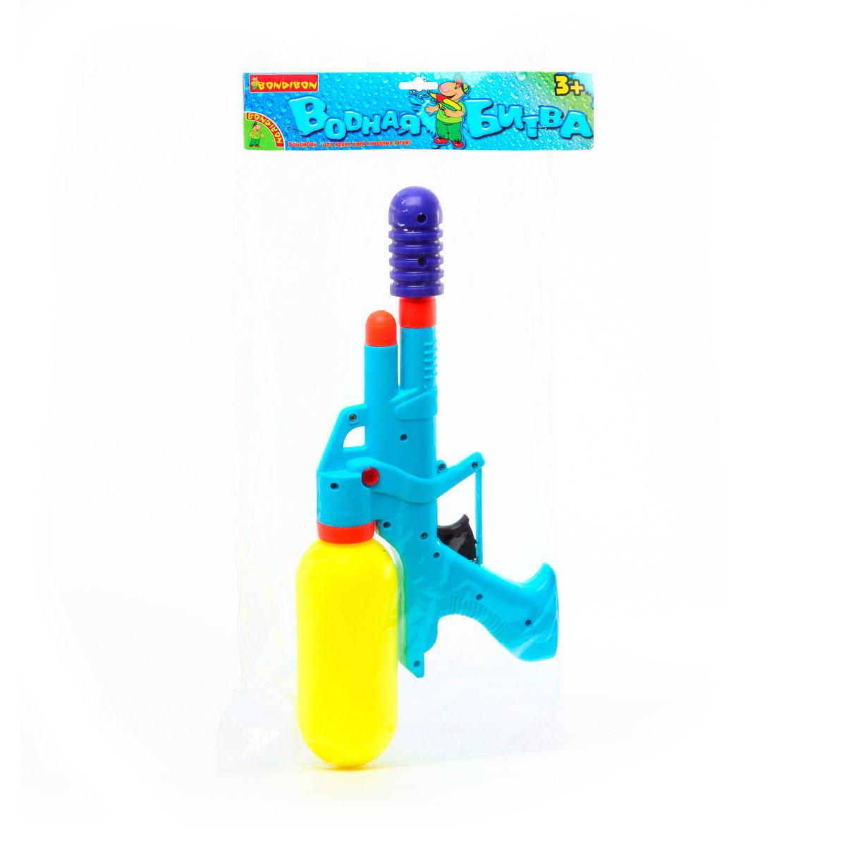 Водный пистолет Bondibon Водная битва 36 см<br>
