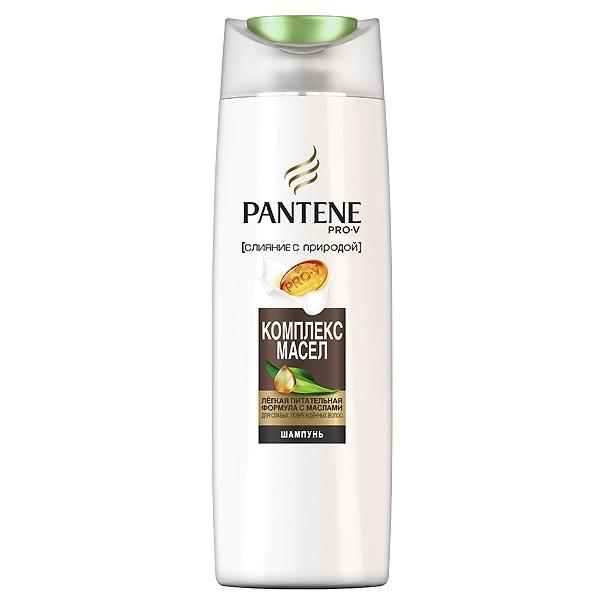 Шампунь Pantene Комплекс масел 400 мл<br>