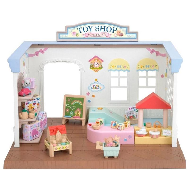 Игровые дома Sylvanian Families Магазин игрушек<br>