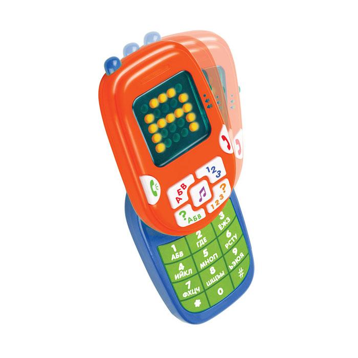 Развивающая игрушка Умка Ну, погоди! Обучающий телефон (Led-дисплей)<br>