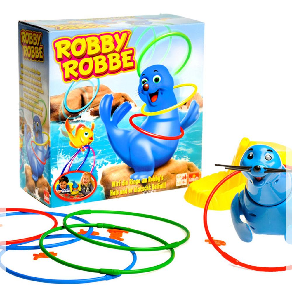 Настольная игра 3D Goliath Веселый Тюлень