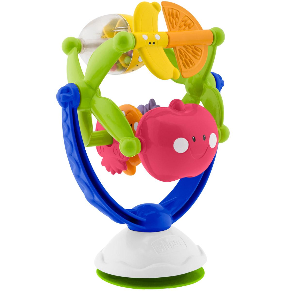 Игрушка для стульчика Chicco Музыкальные фрукты<br>