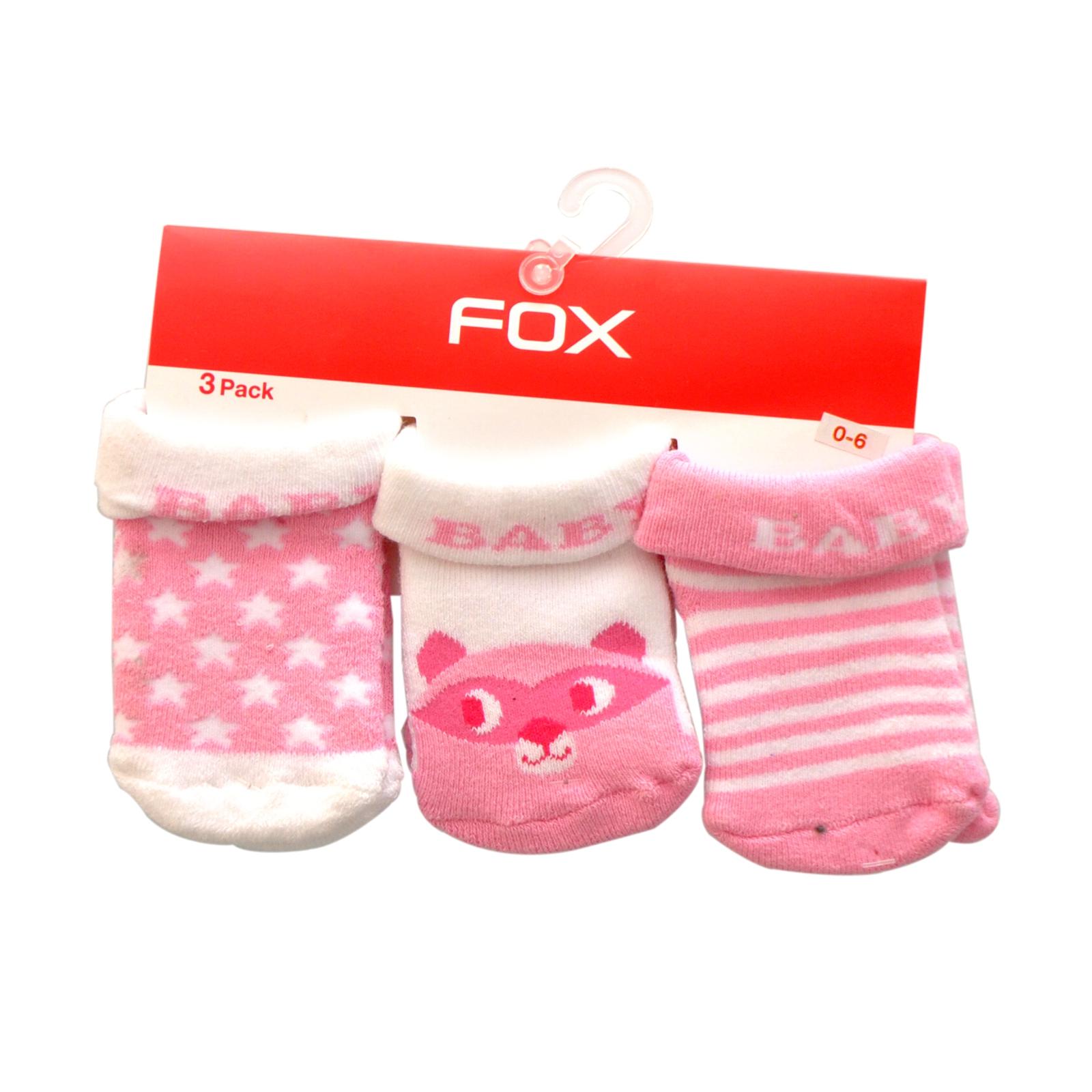 ����� FOX ���� ��� ������� ���� ������� � 0 �� 6 ���.