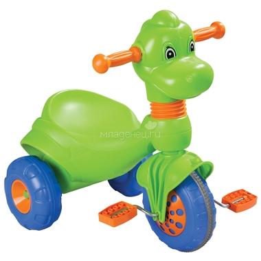 Велосипед Pilsan трехколесный Dino Bike