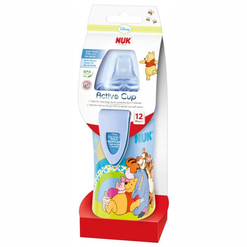 Бутылочка Поильник Nuk Дисней 300 мл Для активных детей<br>