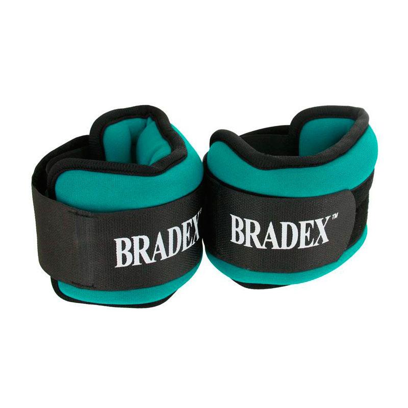 Утяжелители Bradex Геракл по 1 кг пара<br>