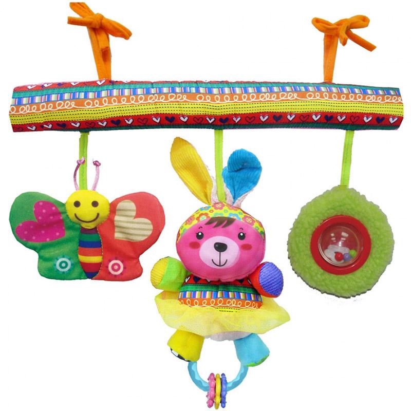 Развивающая игрушка Biba Toys Счастливые животные<br>