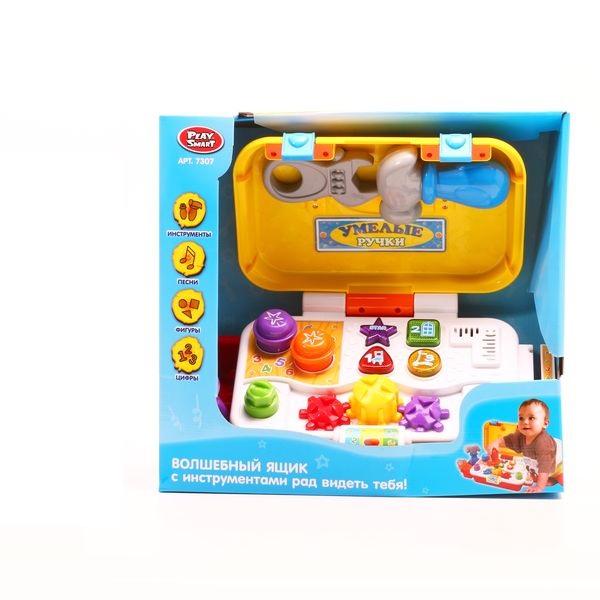 Развивающая игрушка Play Smart Волшебный ящик с инструментами<br>