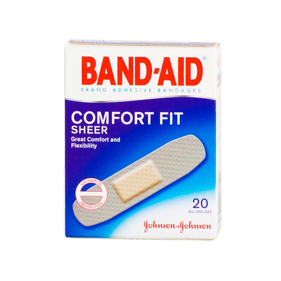 �������� Band-Aid ��������������� ���������� ������� 20��