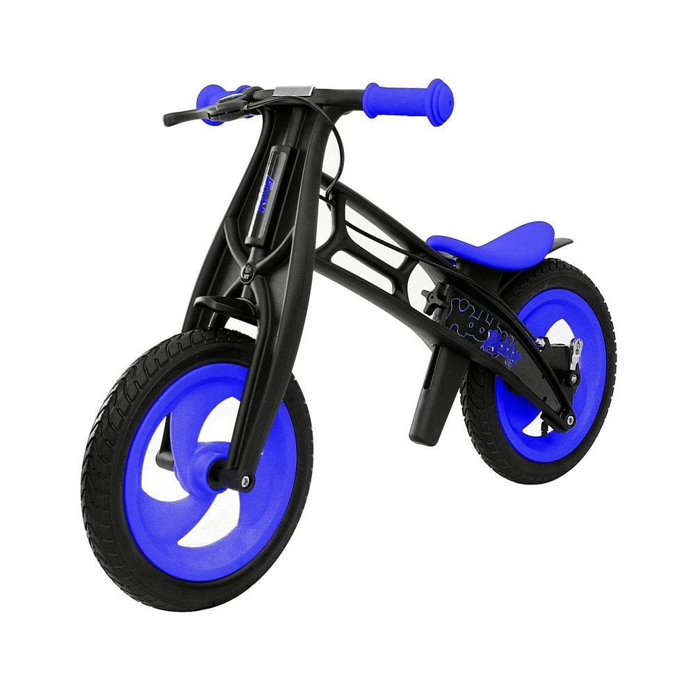 Велобалансир-беговел Hobby-bike Fly B черная оса Blue/Black<br>