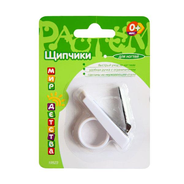 Щипчики для ногтей Мир Детства детские<br>