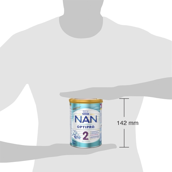 �������� ����� Nestle NAN Premium OPTIPRO 400 �� �2 (� 6 ���)