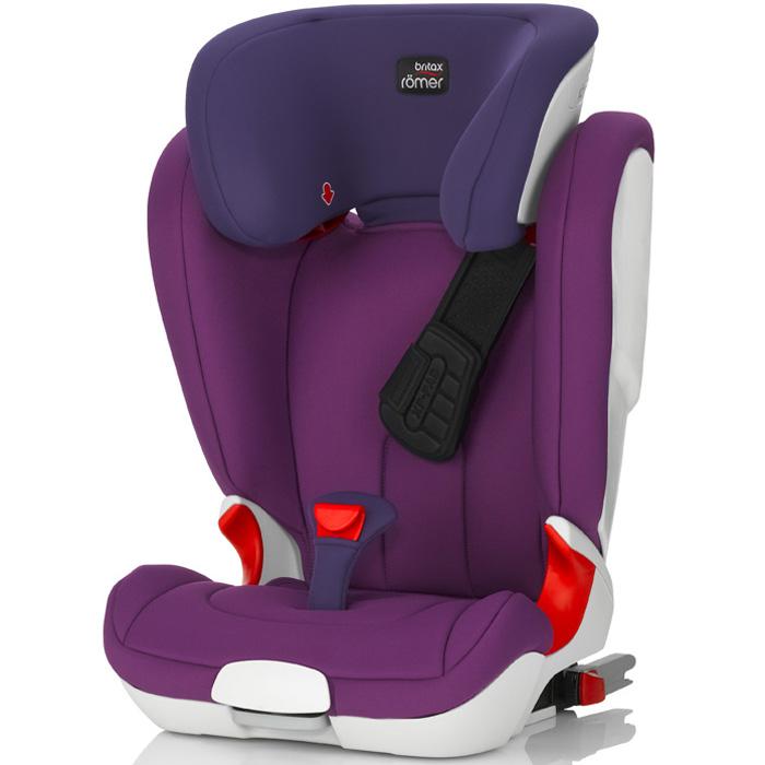Автокресло Britax Romer Kidfix II XP Mineral Purple Trendline<br>