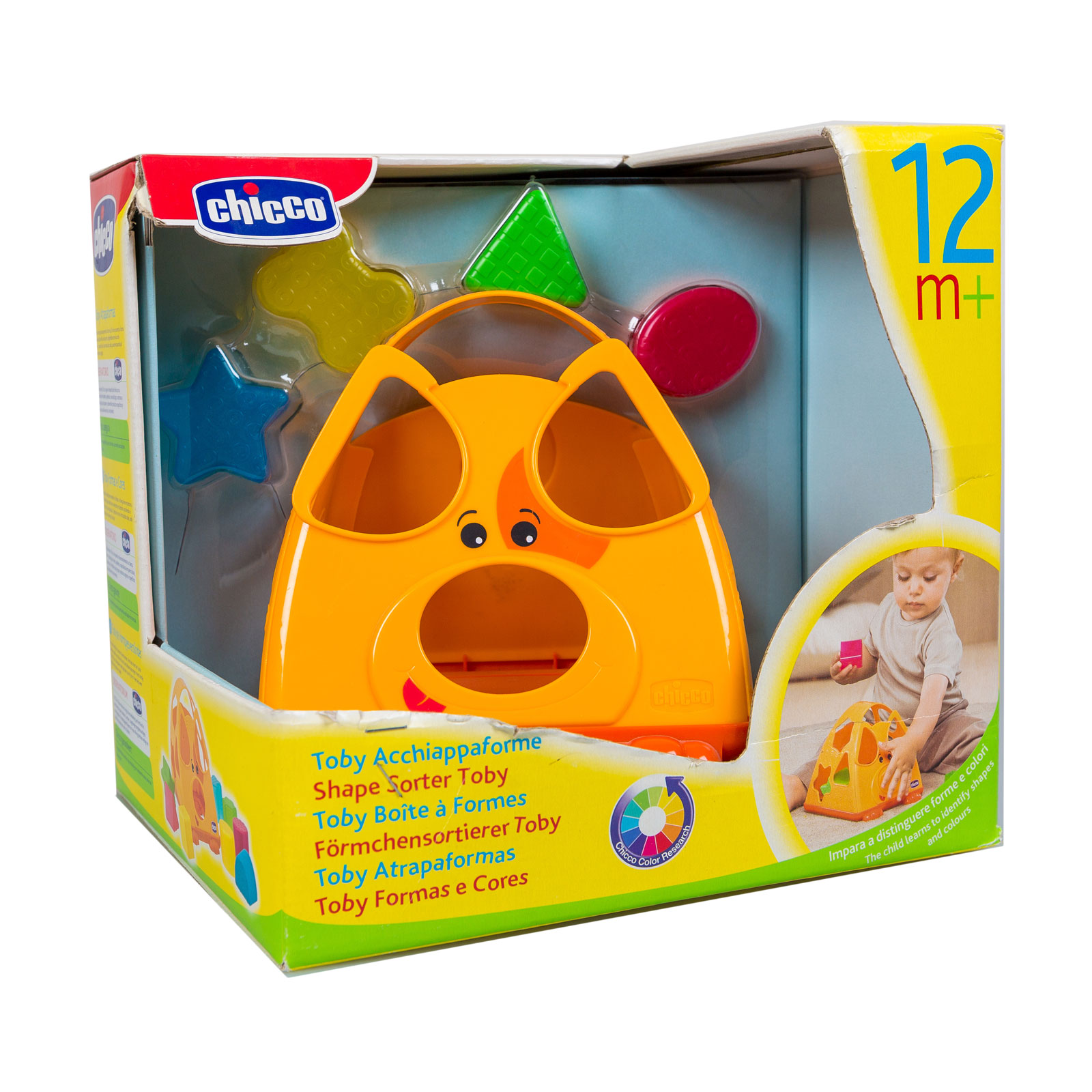 ����������� ������� Chicco ���� � 12 ���. (������)