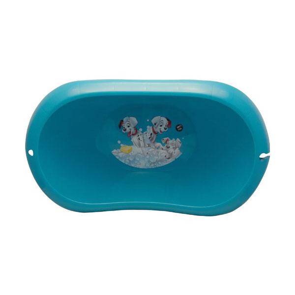 Ванночка Disney 80 см Далматинец (цвет-бирюзовый)