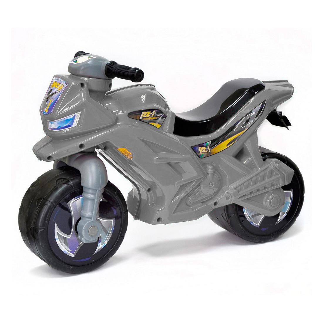 Каталка-беговел RT Racer RZ 1 ОР501 Серый<br>