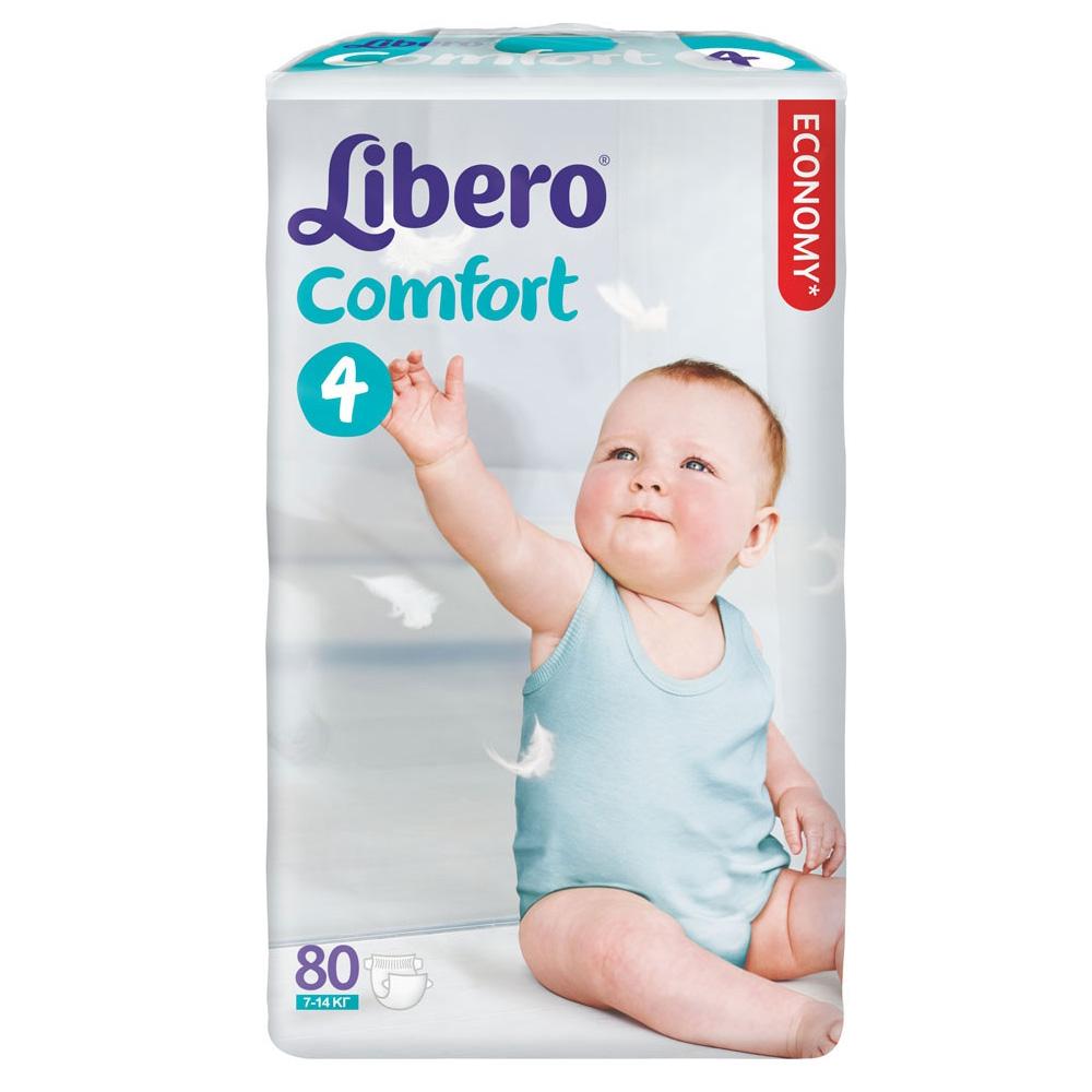 ���������� Libero Comfort Maxi 7-14 �� (80 ��) ������ 4