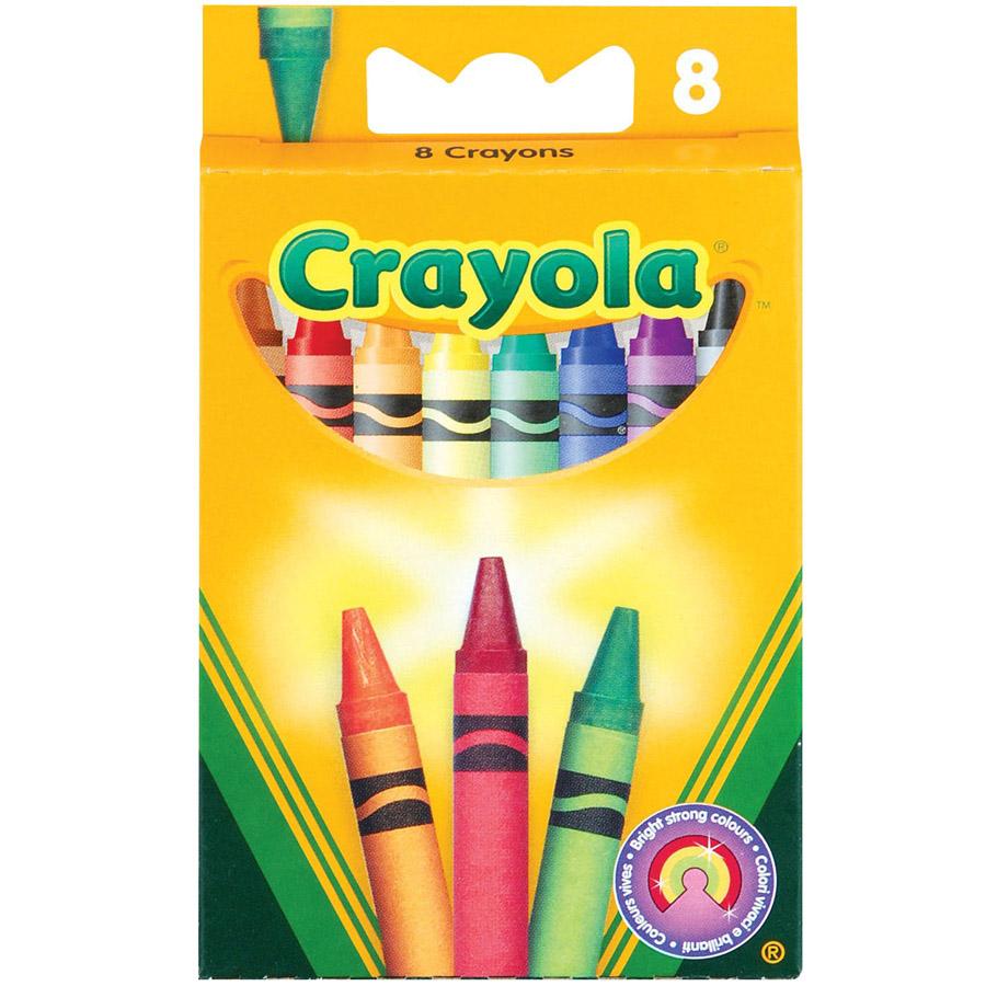 Мел Crayola Стандартный