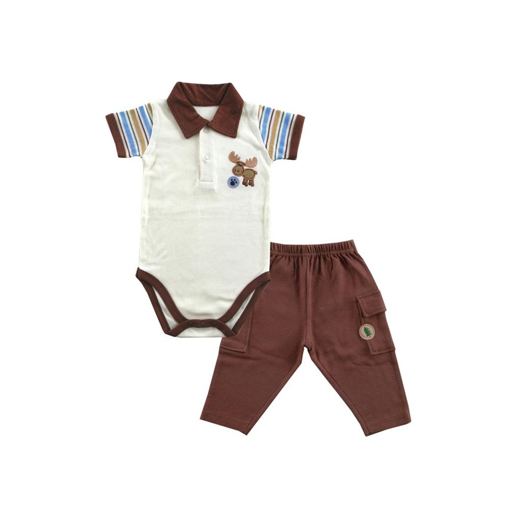 �������� Hudson Baby ����-���� � �������� ������, 2 ��., ��� ��������, ���� ���������� 0-3 ���. (55-61 ��)