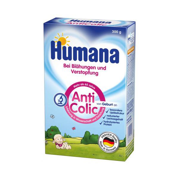 ���������� Humana AntiColic 300 �� � 0 ���