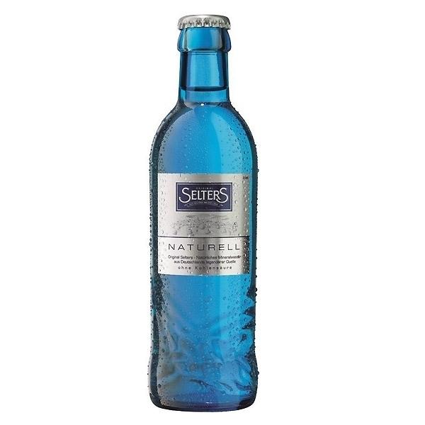 Вода Selters Негазированная 0,275 л (стекло)<br>