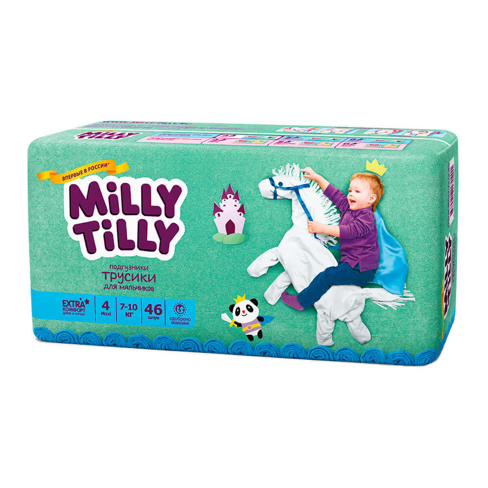 ����������-������� Milly Tilly ��� ��������� 7-10 �� (46 ��) ������ 4