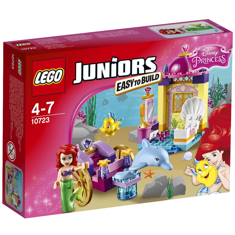Конструктор LEGO Junior 10723 Карета Ариэль<br>
