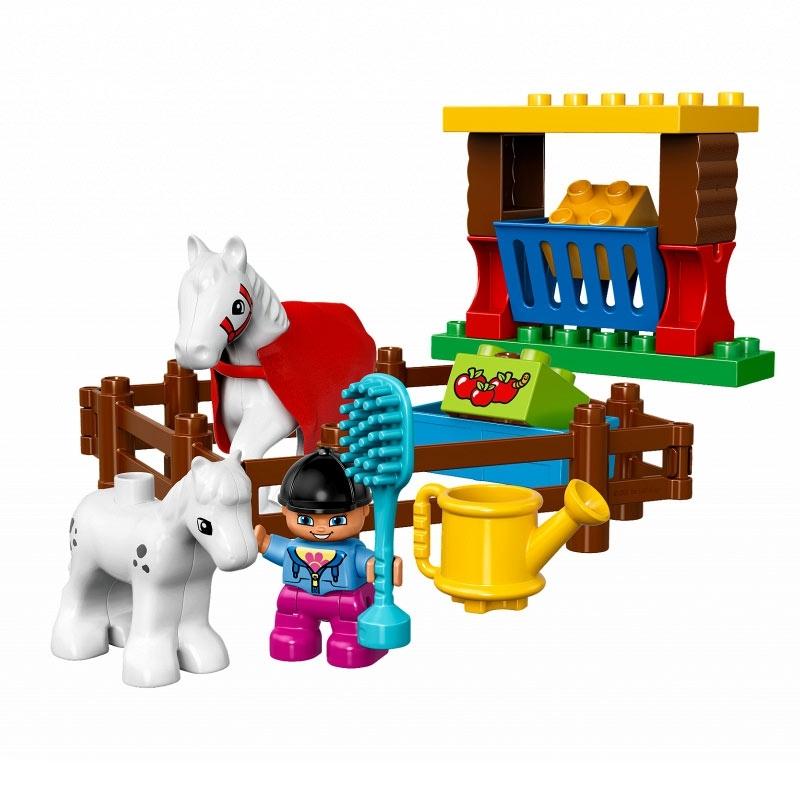 Конструктор LEGO Duplo 10806 Лошадки<br>