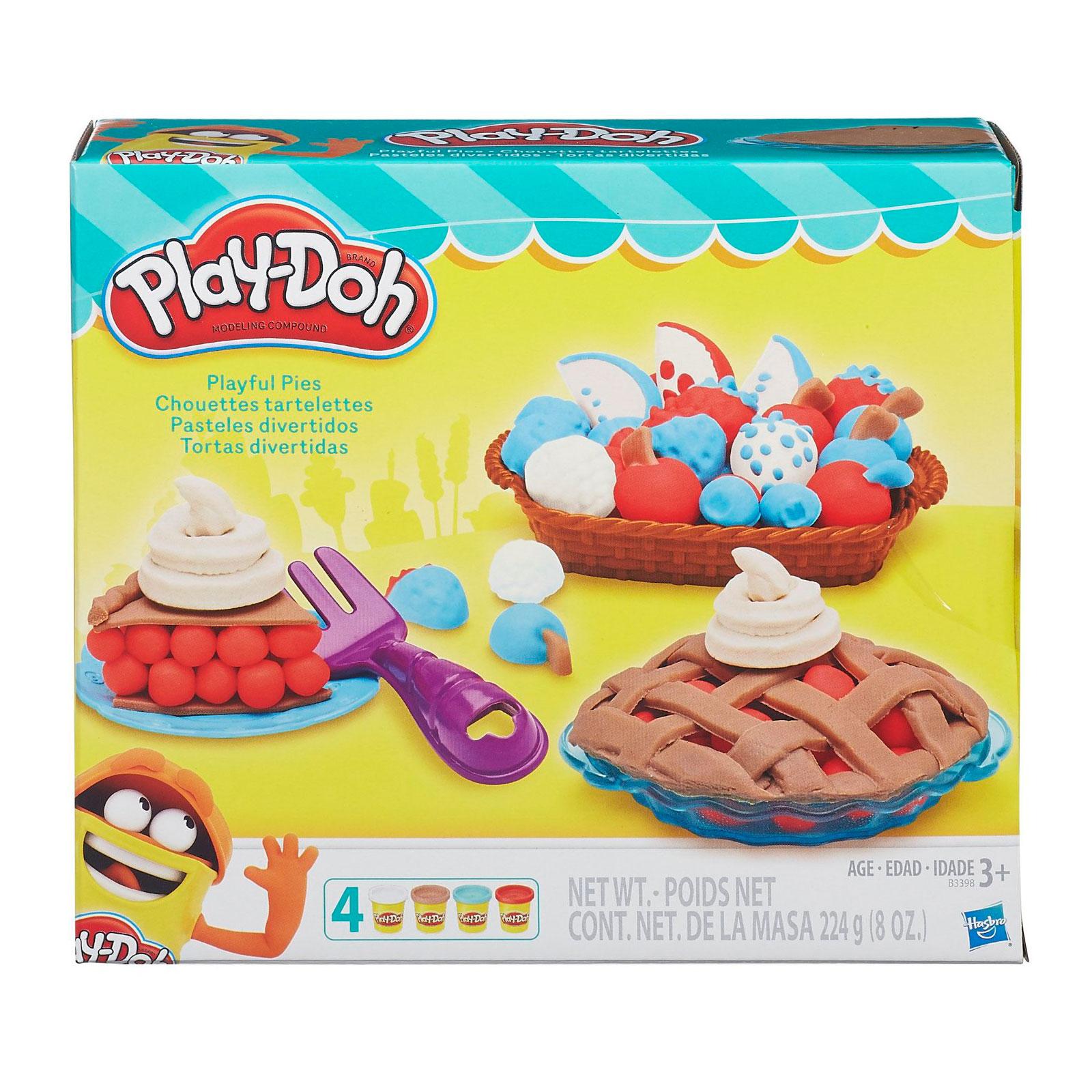 Игровой набор Play-Doh Ягодные тарталетки<br>