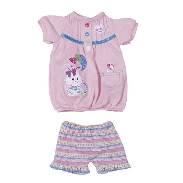 Одежда для кукол Zapf Creation My little Baby Born 32 см Платья (В ассортименте)