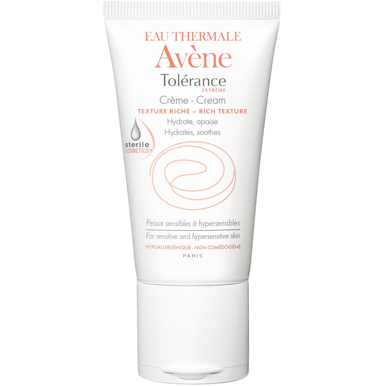 Крем для лица Avene Tolerance Extreme успокаивающий для сверхчувствительной кожи туба 50 мл<br>