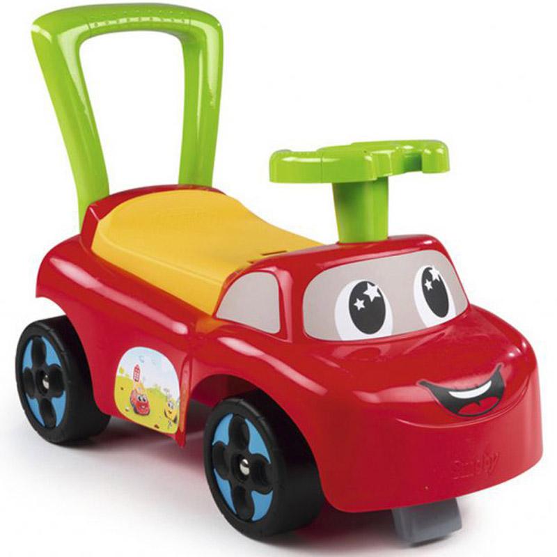 Каталка Smoby Машинка Красная 54х27х40 см<br>