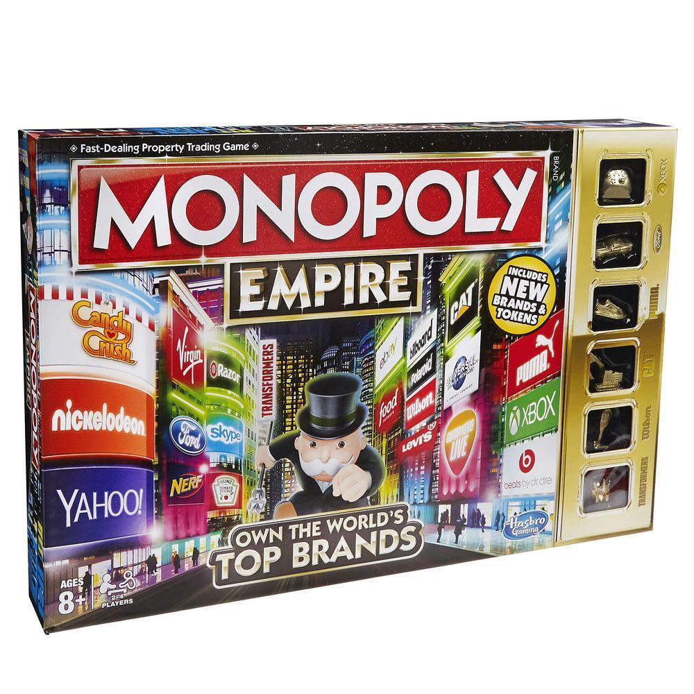 Игра Hasbro Монополия Империя обновленная<br>