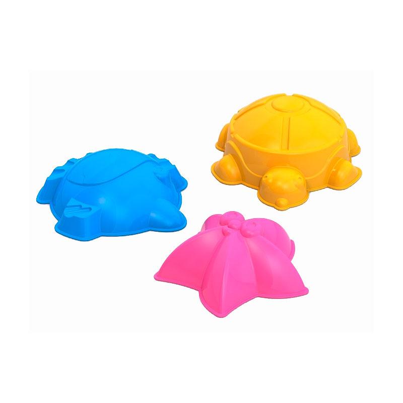 Игрушки для песочницы НОРДПЛАСТ Формочки морские<br>