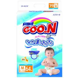 Подгузники Goon Econom 6-11 кг (64 шт) Размер M