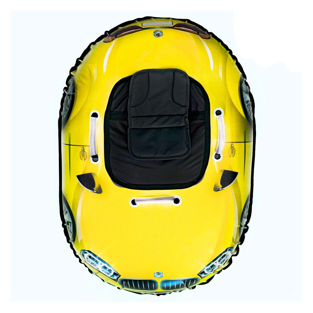 Тюбинг RT Snow Auto X6 Желтый<br>