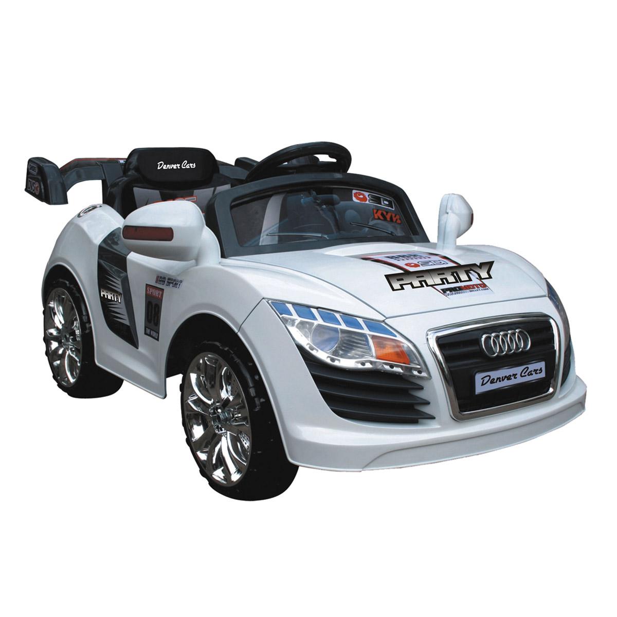 Электромобиль Kids Cars A011 Белый
