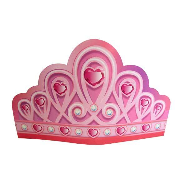 Набор для праздника ACTION Принцесса  6 шт.<br>