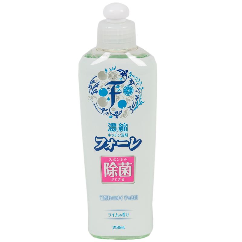 Средство для мытья посуды Kaneyo Faure (антибактериальное) 250 мл. Лайм<br>